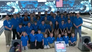 2014 Youth State Bowlers